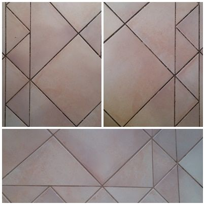 Before and After Tile & Grout Cleaning