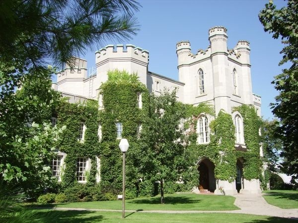 Old Middlesex County Court House in London, Ontario. This