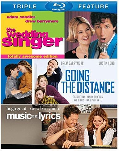 Drew Barrymore Triple Feature The Wedding Singer Music And Lyrics Going