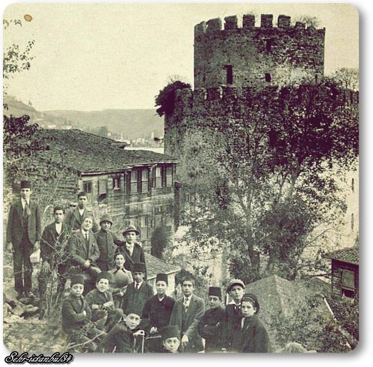 Rumelihisarı mahallesi - 1910 lar