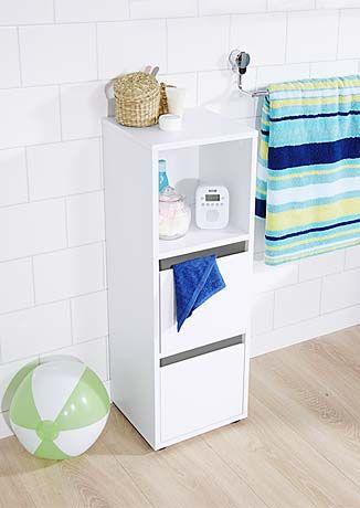 Neuer Look fürs Bad: Möbel, Handtücher, Accessoires - bei Tchibo