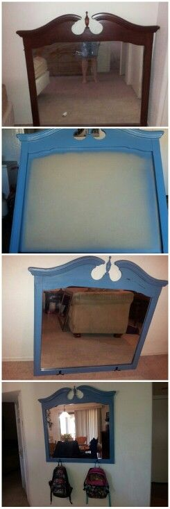 Repurposed Dresser Mirrors Slubne Suknie Info