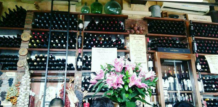 "Tarberna ""La Tana"", Granada #granada #taberna #andalucia #spain #wine"