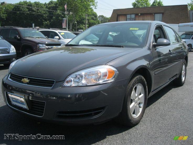 2008 impala | 2008 Impala LT - Slate Metallic / Ebony Black photo #1