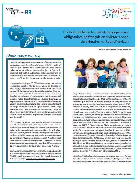 Ce site regroupe plusieurs articles sur l'éducation. De plus, plusieurs documents sont mis à notre disposition provenant d'organismes éducationnels. Très intéressant pour les enseignants de tous les milieux.