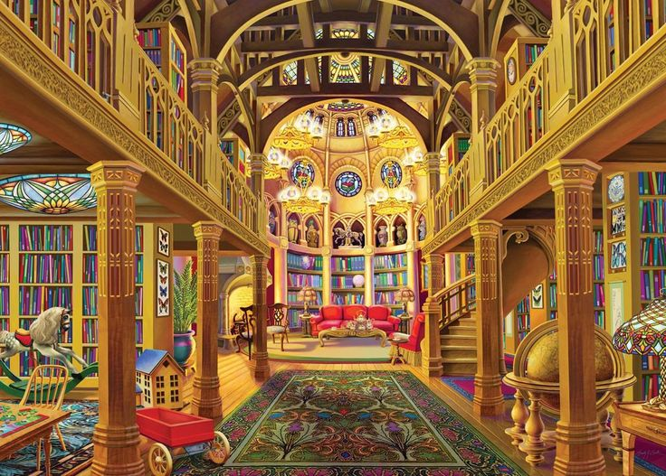 Ravensburger Jigsaw Puzzles - World of Words