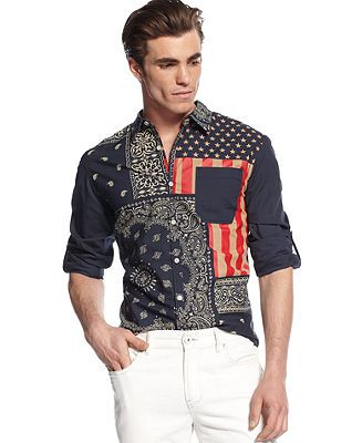 Found: 4th of July Outfits That Aren't Basic (And You Can Still Wear Them Again!) From clothing, to accessories, to shoes, shop our favorite 4th of July picks for men now. Advertisement - Continue Reading Below. Advertisement - Continue Reading Below.
