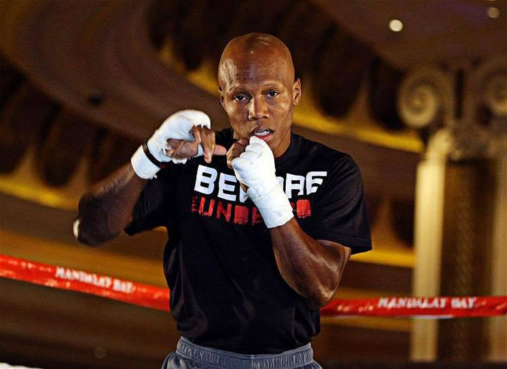 "Zab Judah: ""Watch Your Mouth Freddie, Before Ya Get Stomped Like A Roach!"""