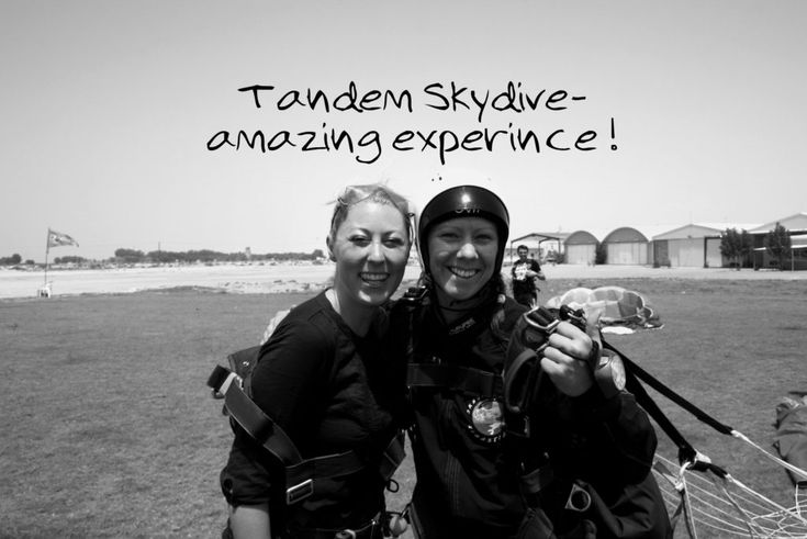 Skydiving was on my bucket list for a long time, and I am happy I did it just few years ago. I will show you how I did it as a tandem jump, and so enjoy!