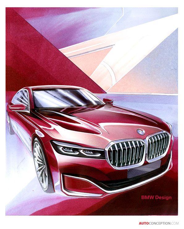 2020 Bmw 7 Series Bmw Design Bmw New Cars