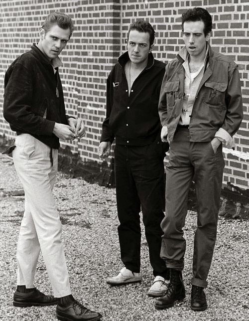 The Clash, English punk rock band