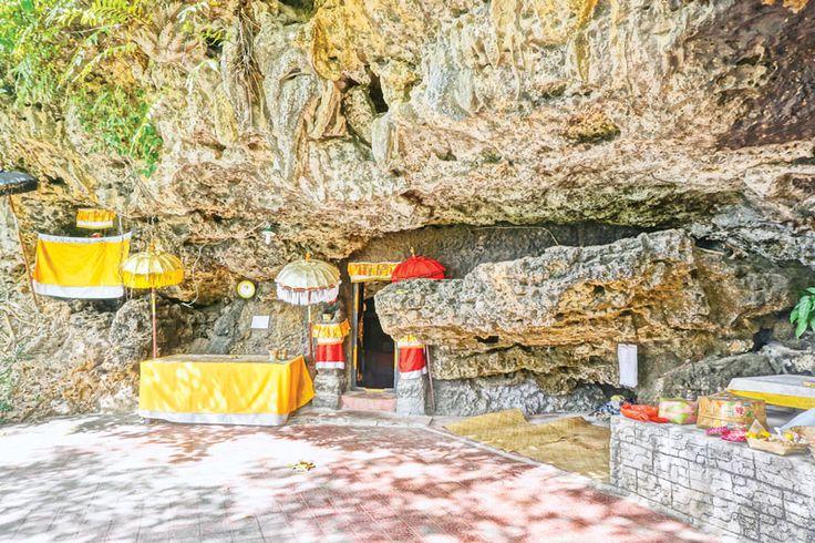 Goa Gong Temple