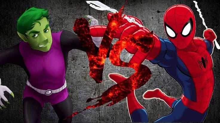 Бист Бой VS Человек-Паук [CT Fight Club 3.0]