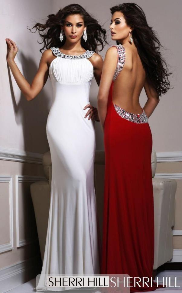 Para que luzcas muy sexy y encantadora te muestro modelos de Vestidos de Noche Largos y Pegados al Cuerpo