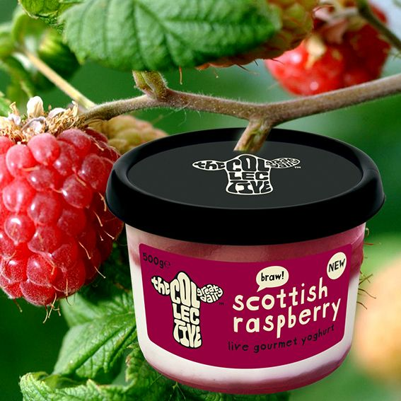 Scottish raspberry is ready for pickin'… no bull! Available in @Booths stores #TheCollectiveUK #UKherdholler #brawUKnobull
