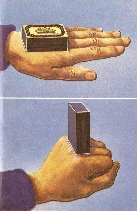 from Tricks and Magic, Ladybird books, 1969, Robert Ayton illustrator