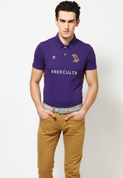 Buy FREECULTR Men Polo T-Shirts Online in India, Men Polo T-Shirts, buy FREECULTR Polo T-Shirts, Buy Men Polo T-Shirts, Polo T-Shirts online