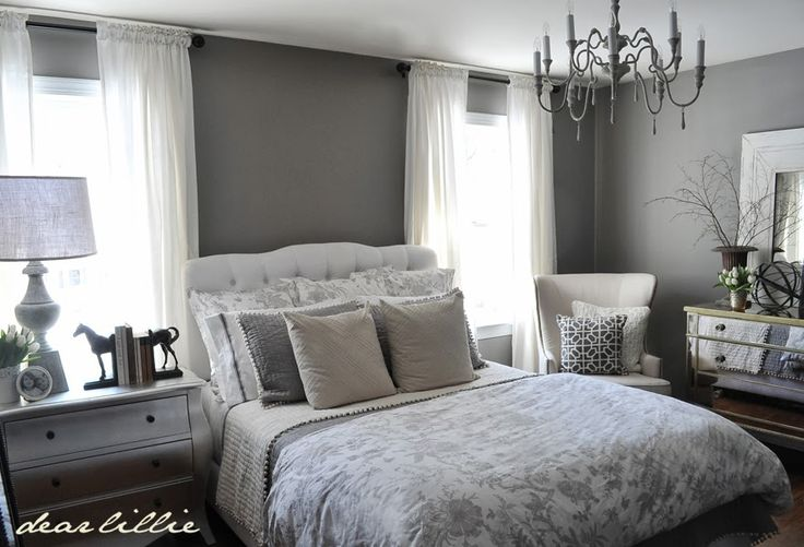 colors for guest bedroom our gray guest bedroom and a source list by dear 14904