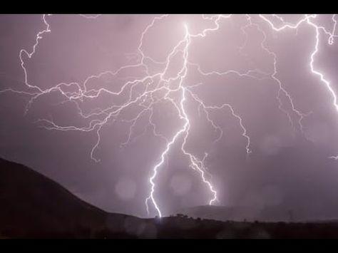 10 Ore di temporale fortissimo con Tuoni e Vento, Terapia d urto per ansia e insonnia, Funziona!!! - YouTube