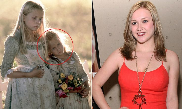 Child Star Who Played Mel Gibson S Daughter In The Patriot