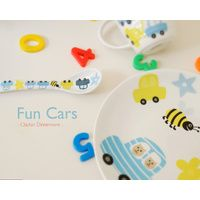 Claytan Fun cars - 4 pieces children set