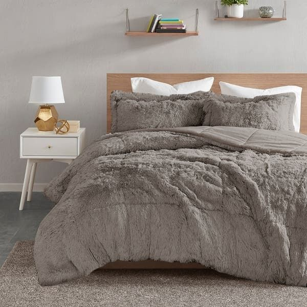 Overstock Com Online Shopping Bedding Furniture Electronics Jewelry Clothing More In 2020 Bedroom Comforter Sets Comforter Sets Fur Comforter