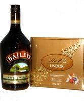 1 Litre Baileys and Lindt Lindor Chocolates