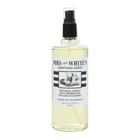 Keep the bugs away without smelling like chemicals yourself. The 6 best bug sprays, including Mrs. White's Unstung Hero Natural Anti-Mosquito Eau de Cologne, and why they work.