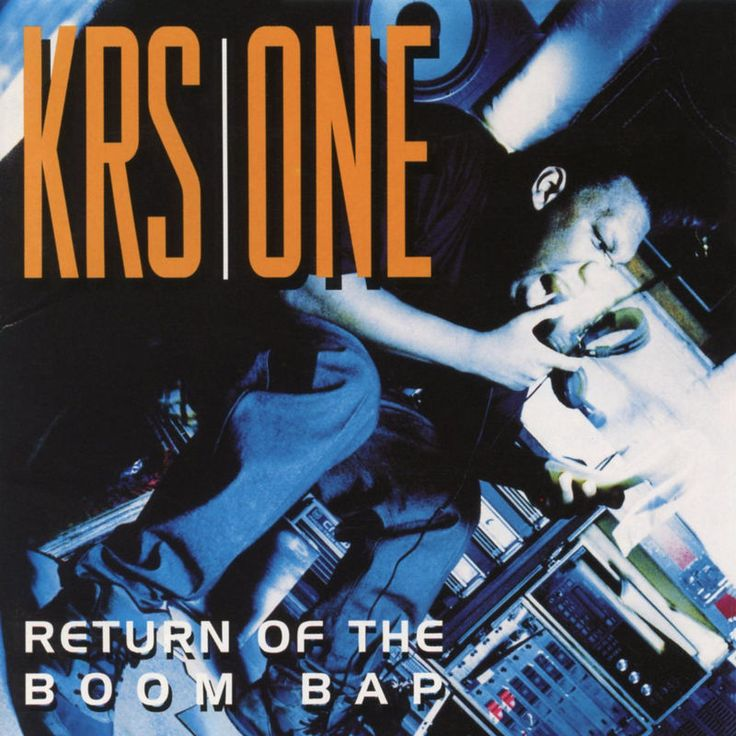 """""""P"""" Is Still Free by KRS-One - Return of the Boom Bap"""