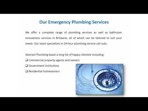 The team at Abstract Plumbing run a professional and ethical business, actively nurturing excellence in our team and giving back to our local community. For more information, please contact us. Abstract Plumbing, 57 Wellington Rd, East Brisbane, QLD 4169, Phone: 1800 155 344, www.abstractplumbing.com.au