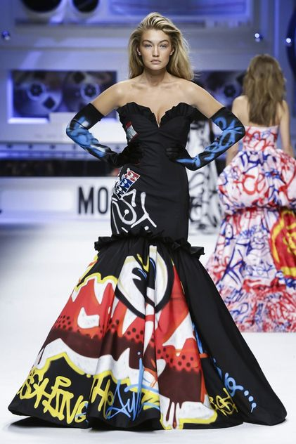 Moschino Ready To Wear Fall Winter 2015 Milan