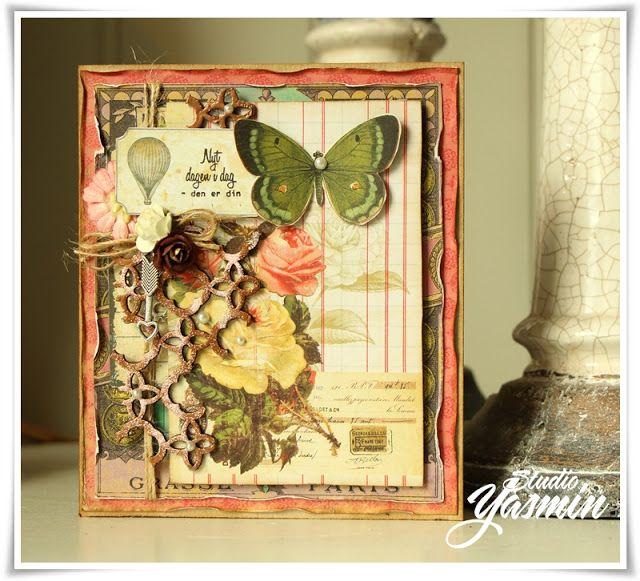 DT Card Marion Smith Design :)