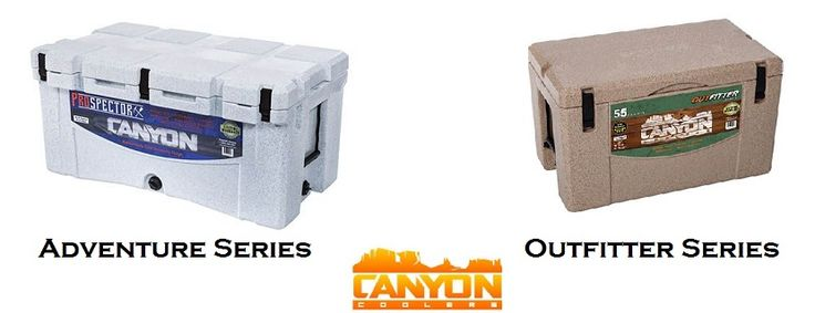We review Canyon Coolers.  Does this small company have what it takes to hang with the big dogs of Yeti and RTIC?  Come see!@
