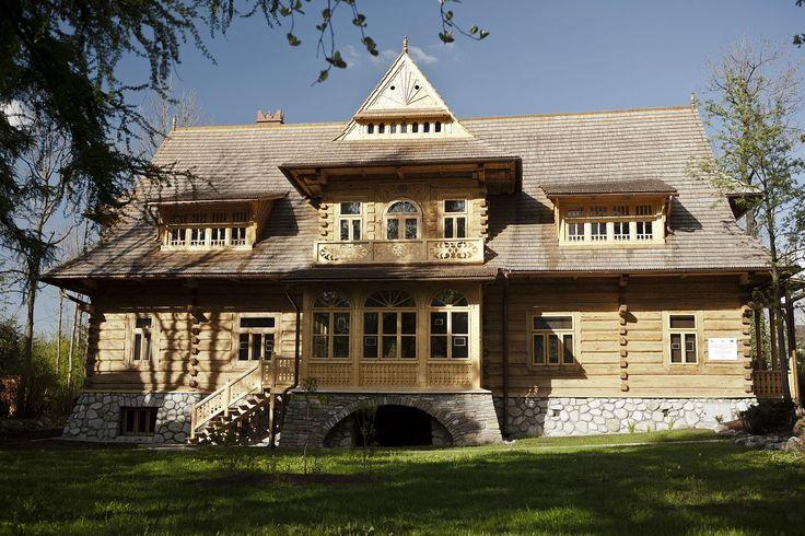 Muzeum Tatrzanskie - Galeria Sztuki XX wieku w willi Oksza