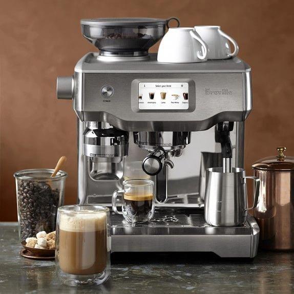 Breville Oracle Touch Espresso Machine Coffeeroaster Coffee Machine Brands Miele Coffee Machine Espresso