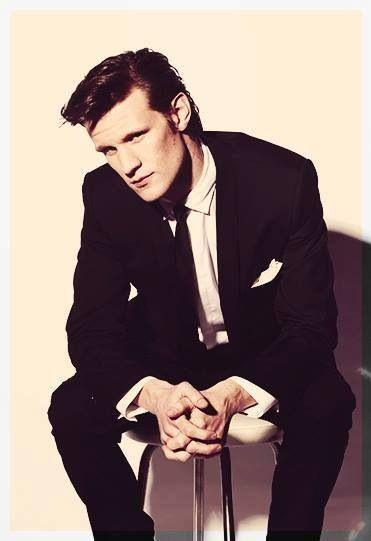 Matt Smith, no longer the doctor