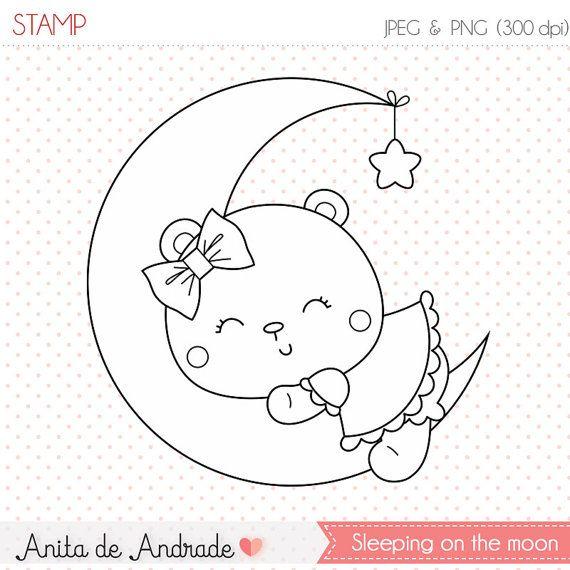 50% de descuento para dormir en la luna uso por AnitadeAndradeStore