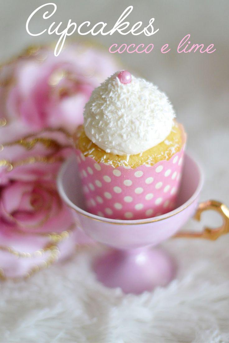 Sprinkles Dress: Cupcakes cocco e lime