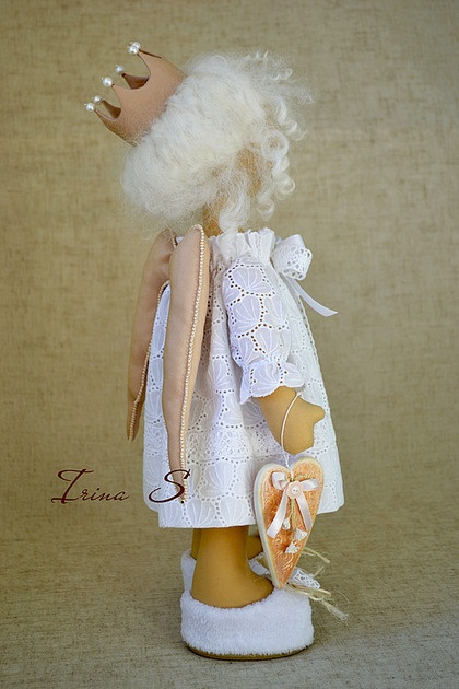 Коллекционные куклы ручной работы. Ярмарка Мастеров - ручная работа Аngie. Handmade.
