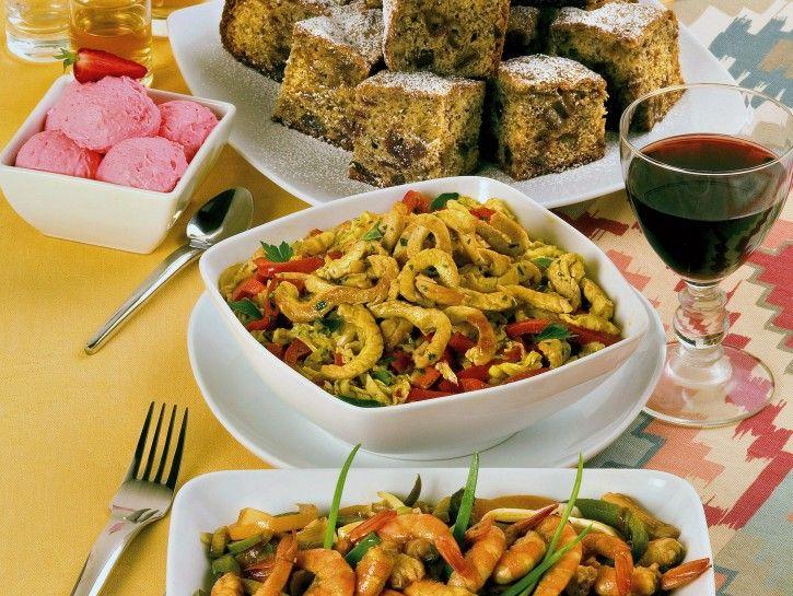 gamberi-in-agrodolce ricetta