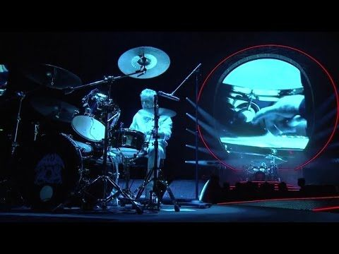 Drum Battle - Sydney (Queen + Adam Lambert Tour 2014)
