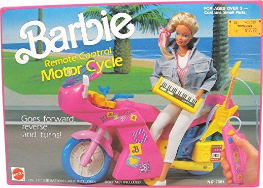 *1988 RC motor cycle vehicle 2 #7381