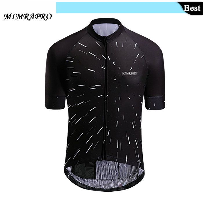 MIMRAPRO Black Short Sleeved Cycling Jerseys Maillot Ciclismo MTB/Road Bike Clothing Bicycle Clothes Sportswear Tight Quick-dry * AliExpress Affiliate's buyable pin. Locate the offer on www.aliexpress.com simply by clicking the image