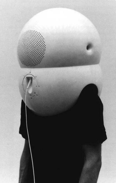 Walter Pichler's Futuristic Visions