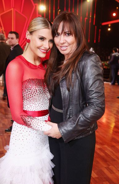 Sophia Thomalla and Simone Thomalla Photos - Sophia Thomalla and Simone Thomalla attend the 'Let's Dance - Let's Christmas' Show on December 20, 2013 in Cologne, Germany. - 'Let's Dance - Let's Christmas' Show Films in Cologne
