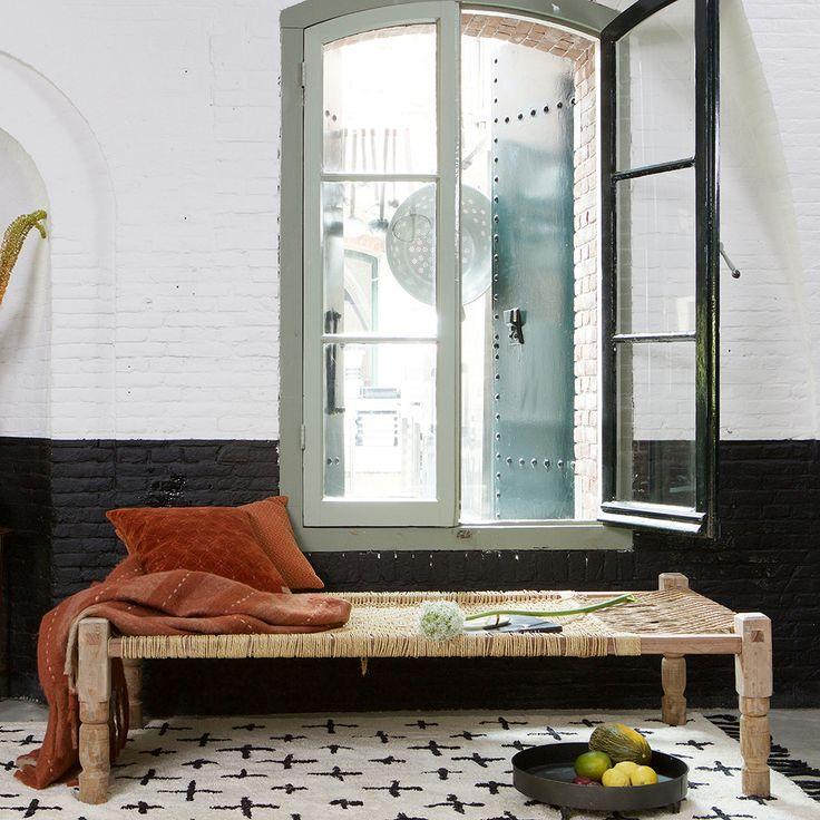 Liege aus Holz massiv Geflecht Jetzt bestellen unter: https://moebel.ladendirekt.de/garten/gartenmoebel/gartenliegen/?uid=348d4d1b-5f70-531f-9e13-6fe1025be5f1&utm_source=pinterest&utm_medium=pin&utm_campaign=boards #balkonliege #gartenliegen #gartenliege #relax #garten #liegen #sonnenliege #gartenmoebel #gartenmöbel