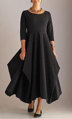 простая выкройка квадратной юбки
