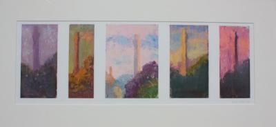 Monument Giclee