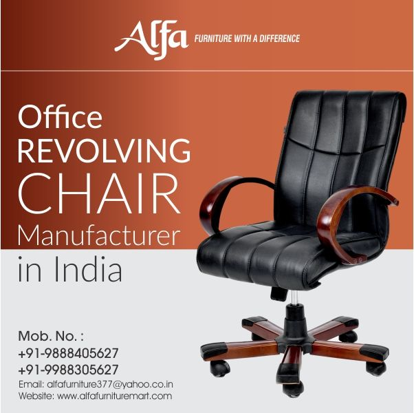 Are You Looking For The Best Office Revolving Chairs In India If Yes Then