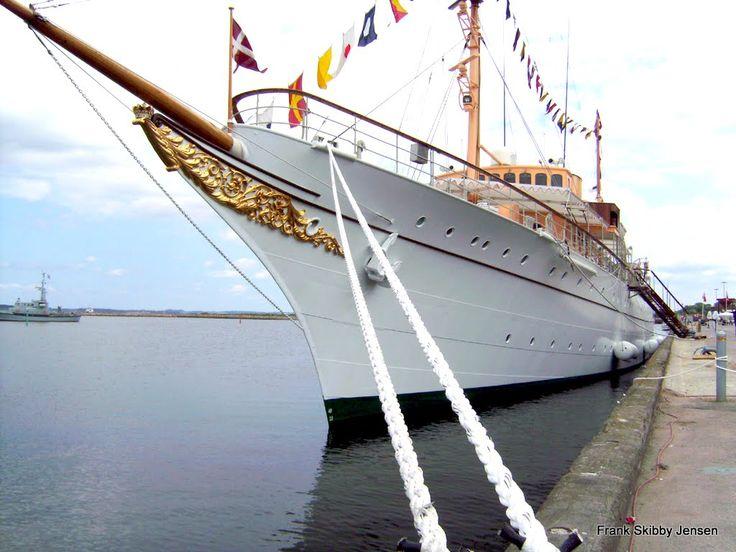 HMS DANNEBRO in Holbaek - Zealand - Denmark